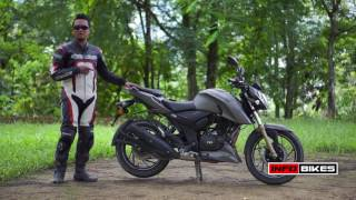 apache rtr 200 4v test review