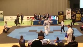 Taekwondo SM Piteå. Ghost points eller trycker domaren? thumbnail
