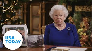 Queen Elizabeth Christmas Speech: Year May Have 'felt Quite Bumpy' | Usa Today