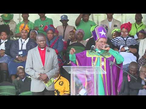 Amcu 5th Marikana Massacre Commemoration 16 August 2017