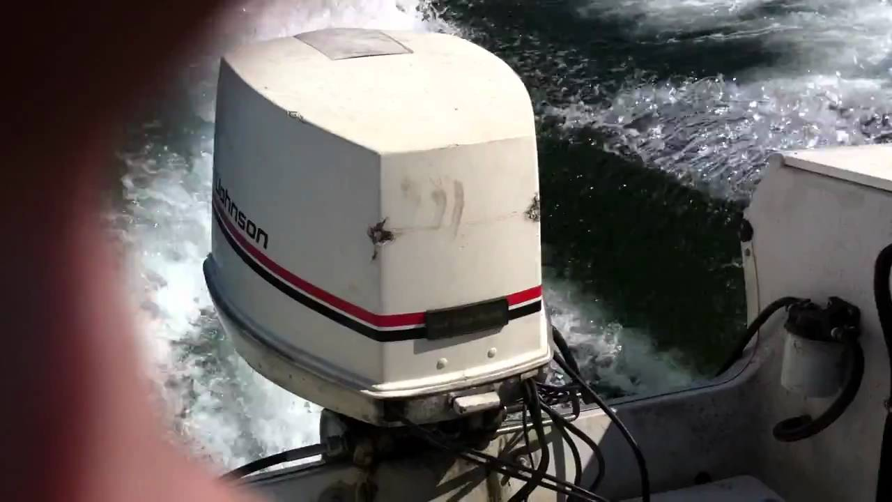 1986 Johnson 150 Outboard