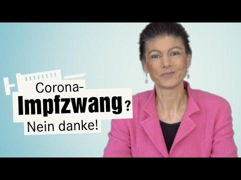 Corona-Impfzwang? Nein Danke!