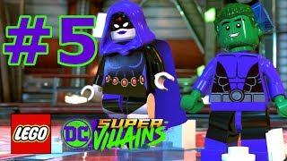 LEGO DC Super-Villains: Master Villain Walkthrough - Part 5: S.T.A.R.S. In Your Eyes!