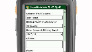 Canvas Notarized Contract Individual to Attorney in Fact Mobile App