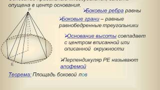 Многогранники Атрощенко Фёдор 10 а
