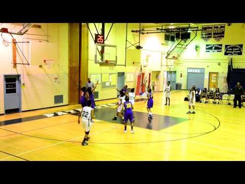 2   Girls   South Shore High School ( Brooklyn ) Vs Francis Lewis High School ( Queens )