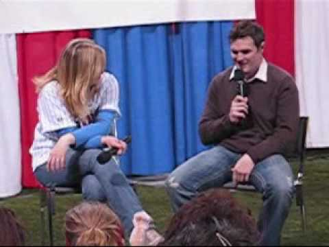Brendan Harris Q&A at Twins Fest