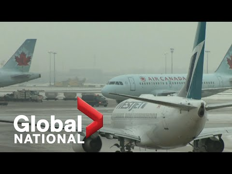 Global National: Jan. 29, 2021 | Canada cancels all flights to Mexico, Caribbean