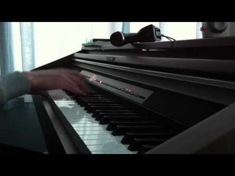 Take That- Eight Letters Piano Cover (HD)
