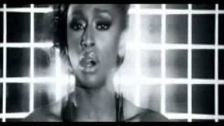 Alexandra Burke - The Silence [Almighty Remix] Music Video