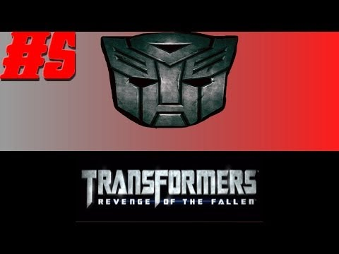 Transformers: Revenge of the Fallen - #5 - Shanghai Construction: Failure to Communicate