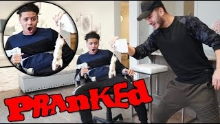 EPIC DEAD RAT PRANK!!