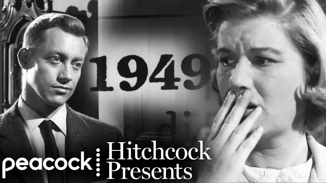 Download Barbara Bel Geddes Finds The Truth About Her Fiancé  - Morning Of The Bride | Hitchcock Presents