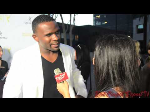 Darius McCrary at the 66th Emmy Awards Dynamic & Diverse Reception #Emmys @DariusMcCrary