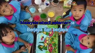 Lagu Malaysia Berjaya dengan lirik