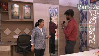 Ramya Modular Kitchen | Rtn. Dr. K Govindan | VGN Temple Town Thiruverkadu Chennai  P-2