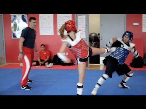clara meet taekwondo america
