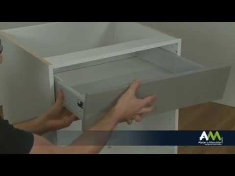 comment monter un tiroir coulissant de cuisine atelie doovi