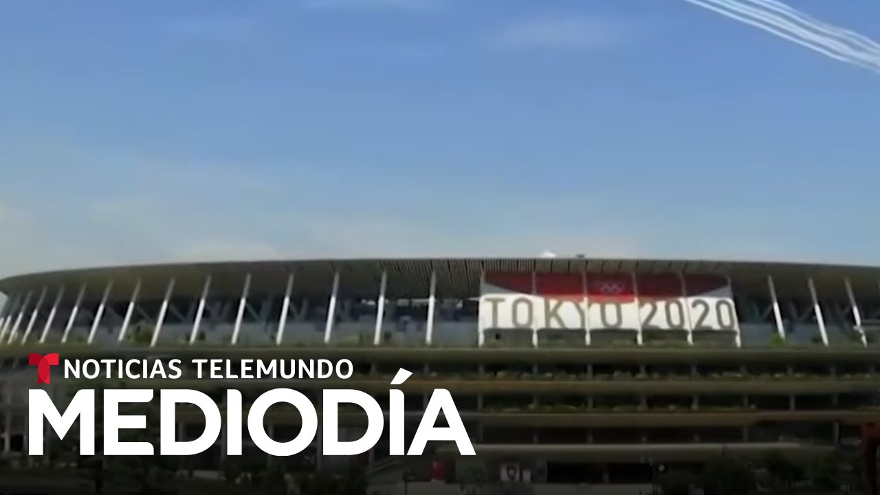 Download Noticias Telemundo Mediodía, 21 de julio de 2021 | Noticias Telemundo