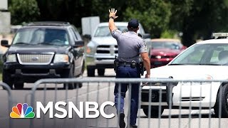 Law Enforcement Urged To Take Extra Caution After Baton Rouge Ambush | MSNBC