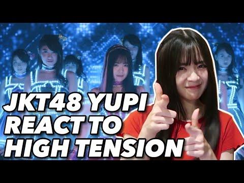 JKT48 - High Tension (MV React) w/JKT48 Yupi
