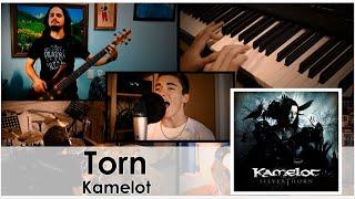 Kamelot - Torn (Silverthorn) | Split-Screen Cover | International Collaboration