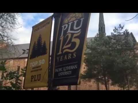 Pacific Lutheran University Campus Tour