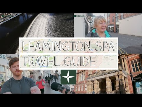 Leamington Spa Travel Guide