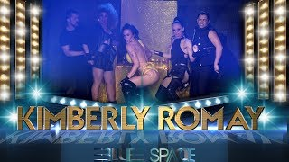 Blue Space Oficial - Kimberly Romay e Ballet - 30.12.17