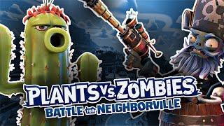 BATTLEFIELD z Roślinami i Zombie? - Plants vs Zombies Battle For Neighborville