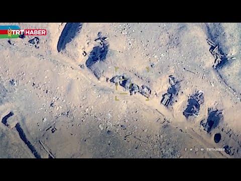 Azerbaycan ordusu Ermenistan'ın saldırılarına cephede misliyle karşılık veriyor. - Видео онлайн