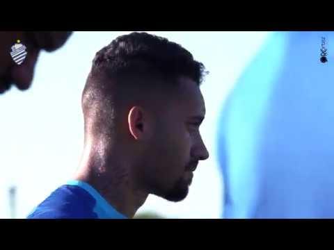 REFORÇO: ROBINHO + JOGO TREINO  | TV CSA