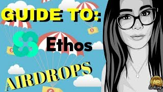 How To Get Your ETHOS Airdrop Tokens In Your ETHOS Universal Wallet?