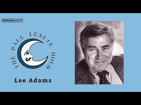 Lee Adams Interview on The Paul Leslie Hour