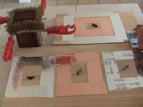 Comparing slug control methods