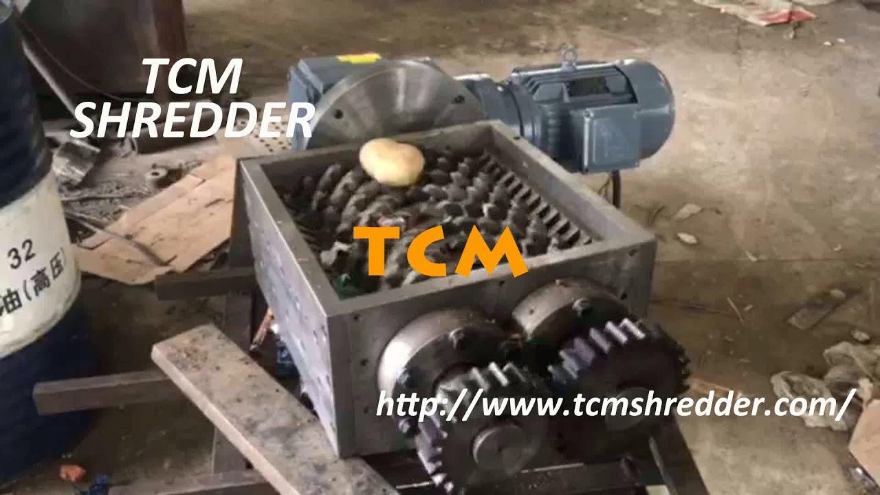Mini Garden Shredder