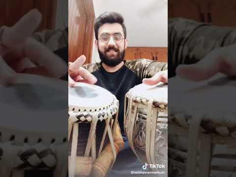 Sakhiya tabla version ll 2018