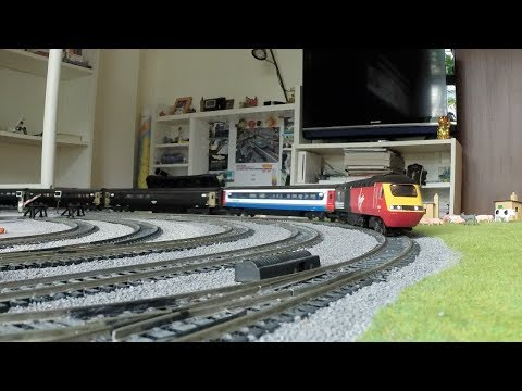 Hornby Virgin Trains Class 43 HST REVISITED (HD)