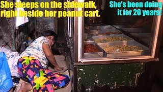 Travel to the Philippines and Meet Chona the Sidewalk Vendor. Outreach Program. Philippine Society