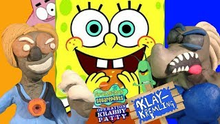 BEST OR WORST? Spongebob: Operation Krabby Patty - Klay-Kremling EP 15 ft. Pasty