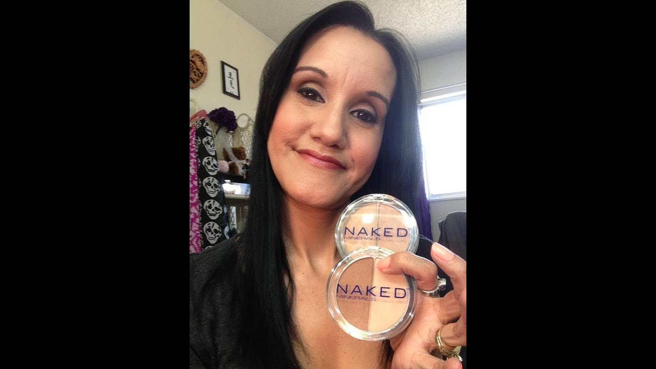 NAKED MINERALS REVIEW AND CHIT CHAT. Chica Luvs Makeup