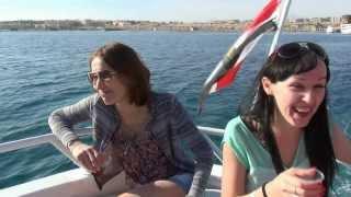 Экскурсии в Египте 2014 по Красному морю. Дайвинг в Египте(Египет Хургада отзывы. Морская экскурсия в Египте Хургада включала в себя дайвинг в красном море Египет...., 2014-02-12T10:39:18.000Z)