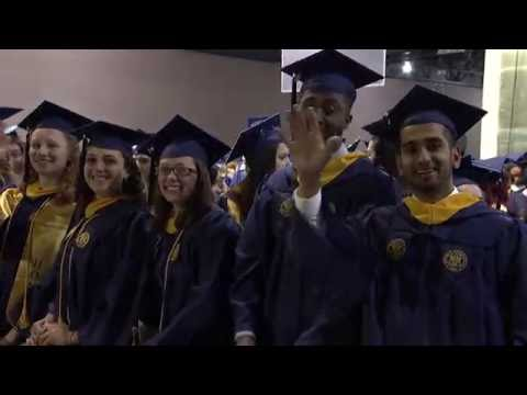 2016 Commencement of Drexel University: College of Arts and Sciences