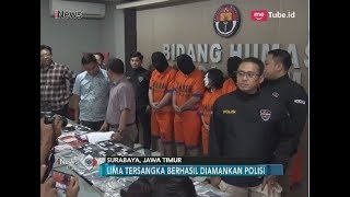 Demi Dapatkan Bonus, 5 Orang di Surabaya Lakukan Order Online Fiktif - iNews Pagi 14/03
