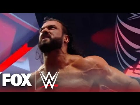 Drew McIntyre and Randy Orton face off in WWE Championship Rematch | MONDAY NIGHT RAW