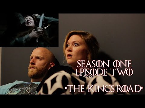Hogwarts Reacts: Game Of Thrones S01 E02 -The King's Road