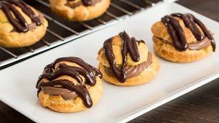 Chocolate Cream Puffs Recipe