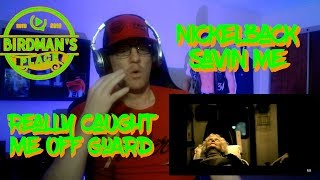 "Nickelback ""savin me"" - reaction video ..."