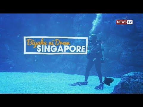 Biyahe ni Drew: Paradise in Singapore (Full episode)