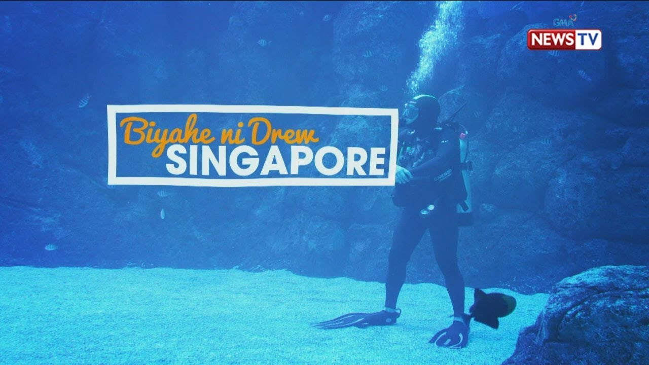 Biyahe ni Drew: Paradise in Singapore (Full episode) #1